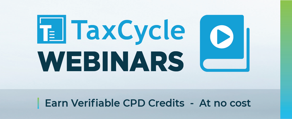 Sign up for this week's webinars
