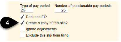 Create a copy of the reduced EI slip